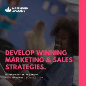 marketing and sales strategies
