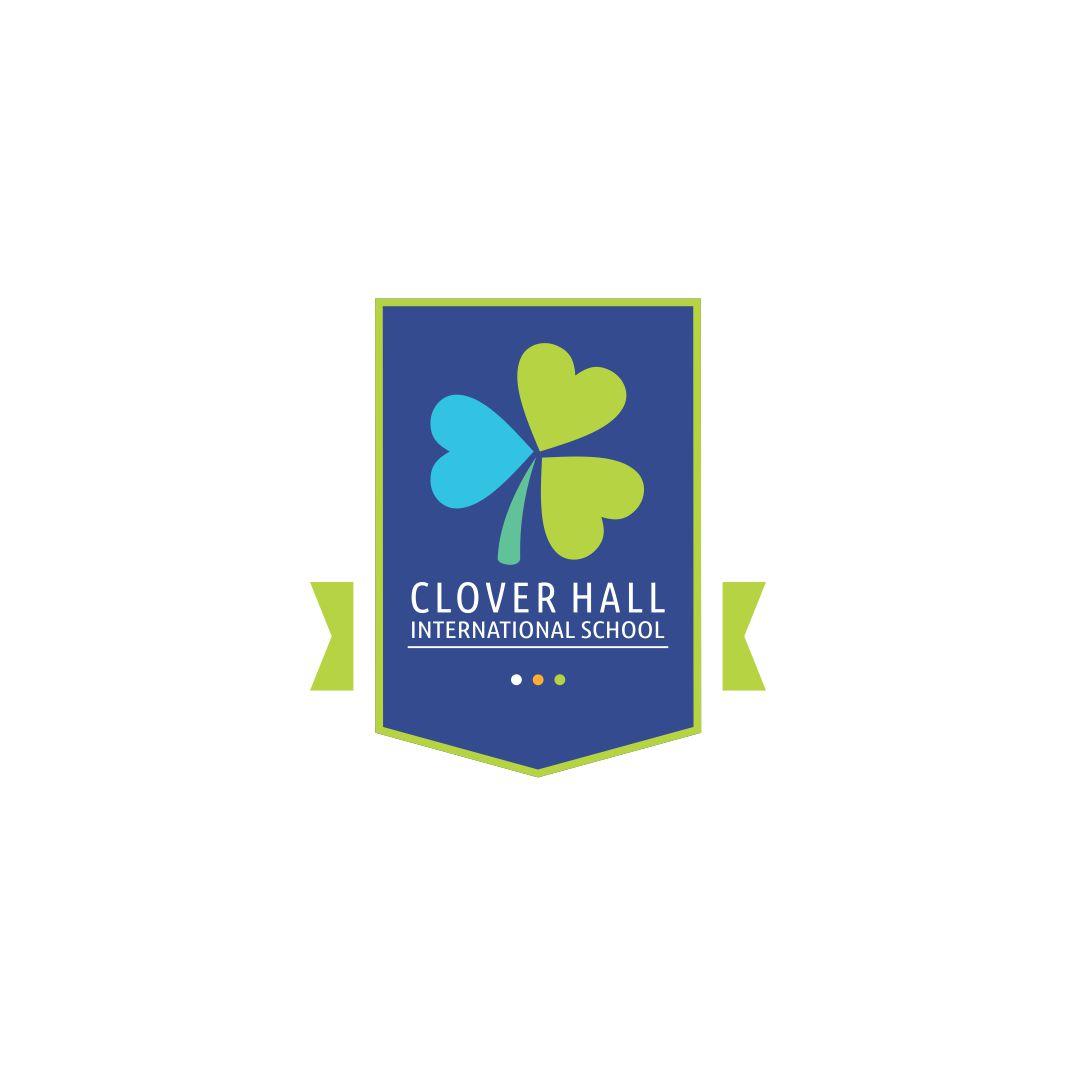 cloverhall school branding